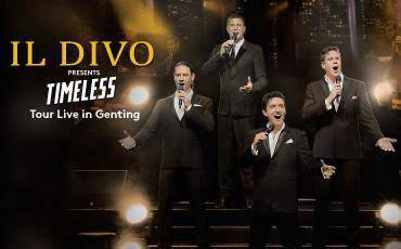 IL Divo Live at Genting Highlands 2018