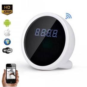 Alarm Clock Wifi P2p Ip cctv Surveillance Camera