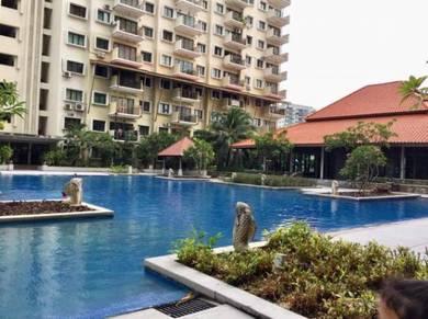 CORNER UNIT, Facing Pool, Puri Aiyu, Seksyen 22, Shah Alam
