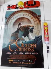 Poster THE GOLDEN COMPASS Limited Edition 2007