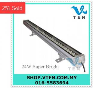 220V 24W Bar LED Light Wall Lamp Washer Tree Light