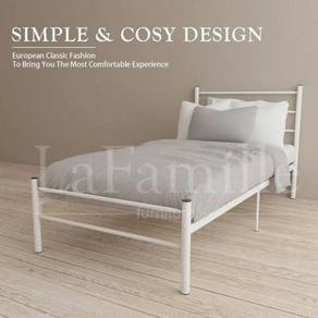 Phg - Single Bed (katil bujang besi) 07