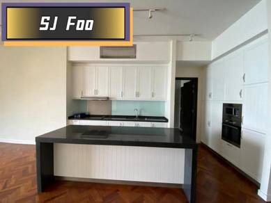 Andaman Quayside 3+1 rooms Full Seaview near STRAITS QUAY