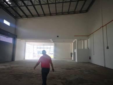Modern Corporate New factory in Rawang