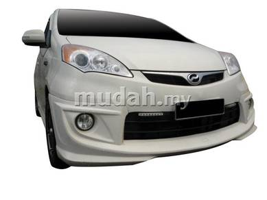 Perodua Alza Exclusive Bodykit PU