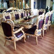 Dining table king size