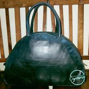 Tote Bag Leather Jas M.B London