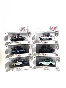 M2 Machines Auto-Japan Series 2 (1:64) Set Of 6pcs