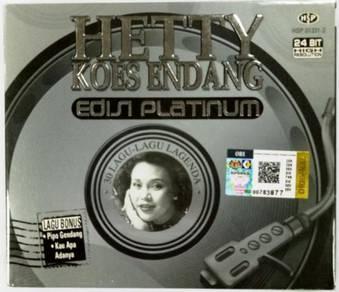CD HETTY KOES ENDANG Edisi Platinum 2CD