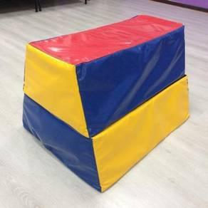 Gymnastics mattress