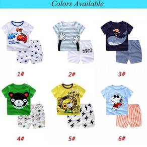 SC12 Set of a T-shirt and pants for Baby infant ki