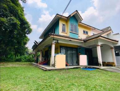 Rumah Teres Corner Taman Rawang Perdana [MENGHADAP SURAU & FREEHOLD]