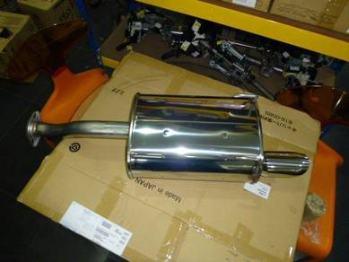 Spoon tail silencer street muffler eg6 ek9 type r