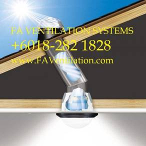 FA Polycarbonate Tubular Skylight ( Day lighting )