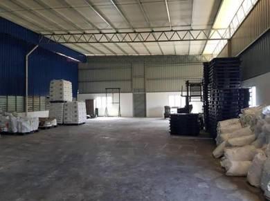 Kulim - Taman Waja Indah - Light Industrial - 1.5 Storey Semi D Corner