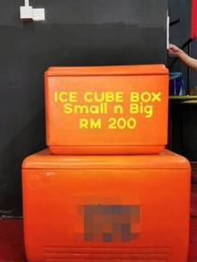 Chiller Freezer, Freezer Ice krim, ICE cube Box