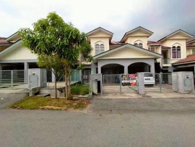 ( Murah Renovated ) Double Storey Salak Perdana