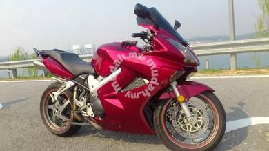 Honda VFR800 FiABS (V-TEC version) 25th Anniv