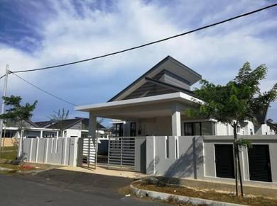 1 Storey Bungalow, Bandar 1 Krubong