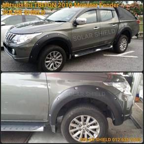 Mitsubishi Triton Fender Monster