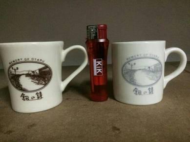 119 Cawan kopi/kopitiam cawan teh Japan