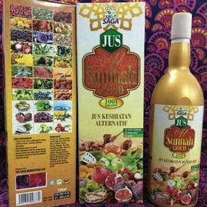 Jus al - sunnah gold ( New packaging 850 ml )