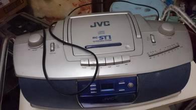JVC Portable System RC-ST1SL