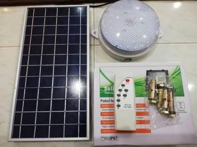 Solar light indoor (Emergency)