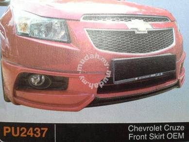 Chevrolet cruze oem bodykit pu without paint