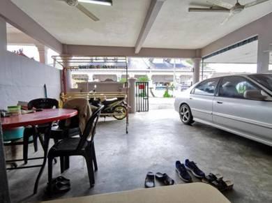 Teres 1 Tingkat, Fully Renovated - Taman Indah Jaya, Segamat FULL LOAN