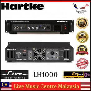 Hartke LH1000 Bass Guitar Amp Head (LH-1000)