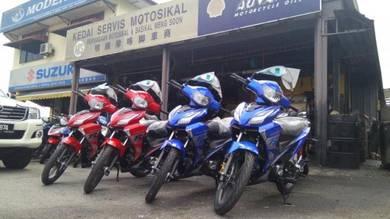 Sm sport 110 new bike assignment Loan Kedai