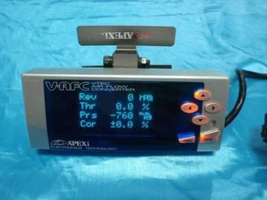 Apexi VAFC VTEC air flow converter V-AFC blue