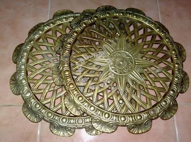 Brass bronze hiasan tembaga