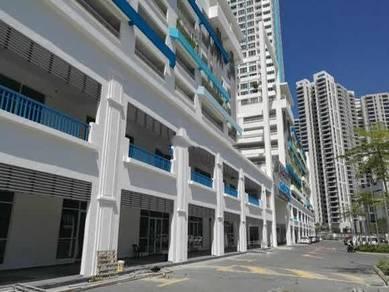 I-Santorini Shoplot double storey facing main road tanjung tokong