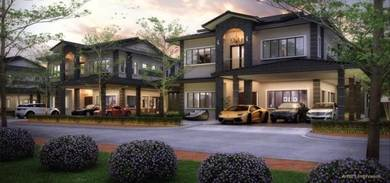 New bungalow house near airport for sale