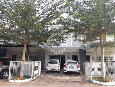 Double Storey House, Taman Kiara Kertih, Kemaman, Terengganu