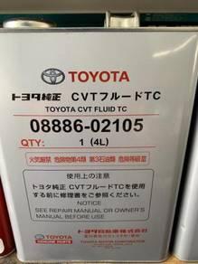 Toyota liqui moly pakage engine oil service