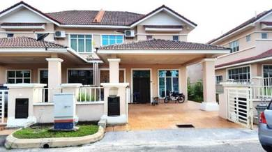 FREEHOLD | 2 Storey Semi D Cluster Impiana Residence Bandar Baru Nilai
