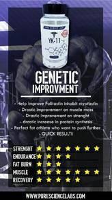 Pembina otot no.1 dunia / penghapus lemak plg gila