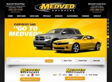 Website Web Design Holiday Car and Transportation