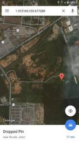 Land For Sale Skudai Opposite Sutera Mall Near Perling Bukit Indah