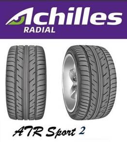 Tyre Achilles ATR Sport 2 225-45-17 Tire Tayar