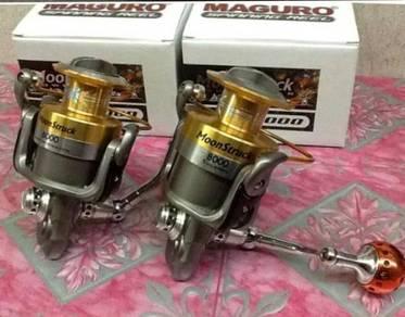 MAGURO MOONSTRUCK SW 8000 Fishing Reel