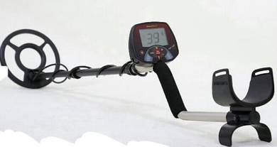 Eurotek pro metal detector alat pengesan logam