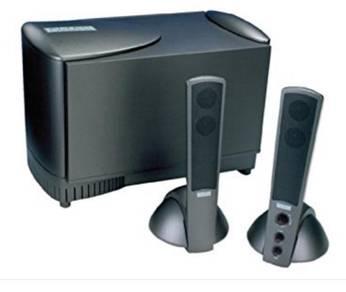 Altac Lansing speakers with Sub woofer