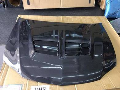 Varis Bonnet Lancer Evolution 7 8 9 Evo Carbon CF