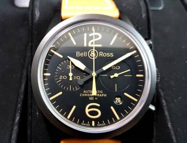 Bell & Ross-BR126-94-SC-Lux Watch