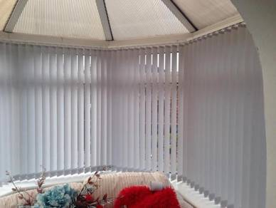 Vertical Blind Install For Your Factory Window 1z7