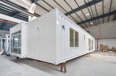 Container house and offices